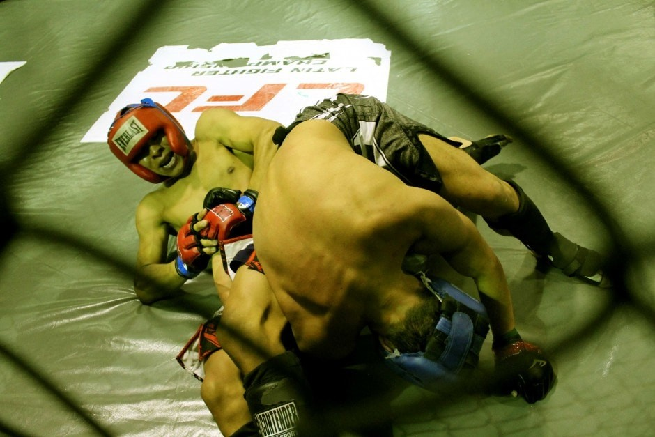 MMA Amateur